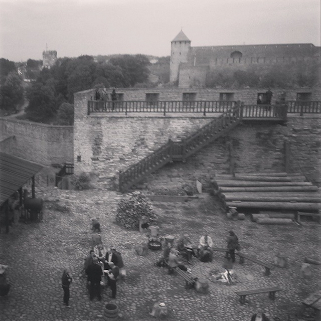 Narva: Once upon a time...