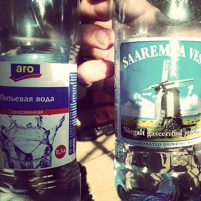 Narva: вода - Water - Vesi